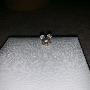 Disney Mickey pandora silver charm